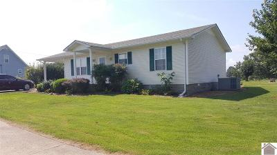 Lyon County, Trigg County Single Family Home For Sale: 85 El Camino Real Dr.