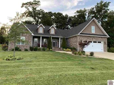 Murray Single Family Home For Sale: 1402 Misty Creek