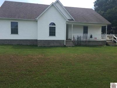 Graves County Single Family Home Contract Recd - See Rmrks: 7983 St Rt 464