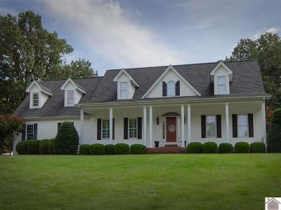 Paducah Single Family Home For Sale: 130 Hunting Creek
