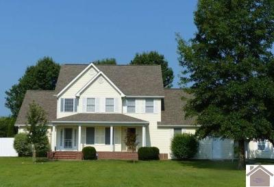 Marshall County Single Family Home Contract Recd - See Rmrks: 96 McKenzi Park Dr
