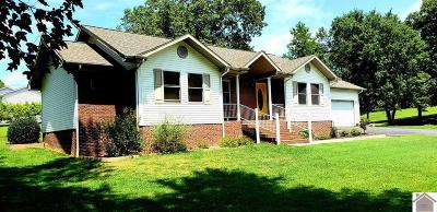Marshall County Single Family Home For Sale: 1743 Dusty Trail Rd