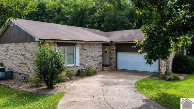 Paducah Single Family Home Contract Recd - See Rmrks: 210 Longview Drive