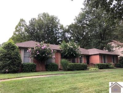 Paducah Single Family Home For Sale: 544 Whitney