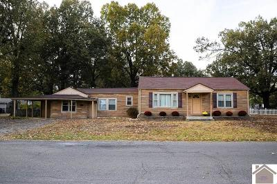 Paducah Single Family Home For Sale: 2001 B Street