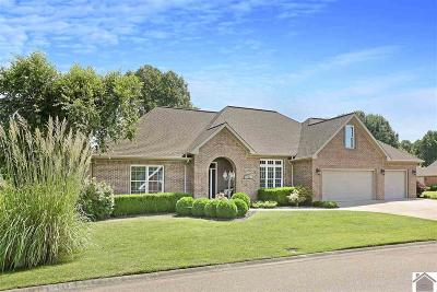 Paducah Single Family Home For Sale: 150 Spring Valley Drive