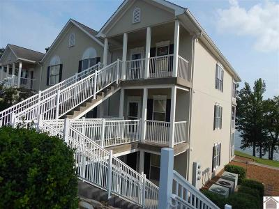 Princeton, Eddyville, Kuttawa, Cadiz Condo/Townhouse For Sale: 572 Moon Bay Dr