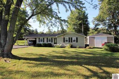 Graves County Single Family Home Contract Recd - See Rmrks: 420 Coplen Rd