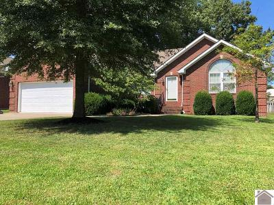 Paducah Single Family Home For Sale: 831 Aspen Way