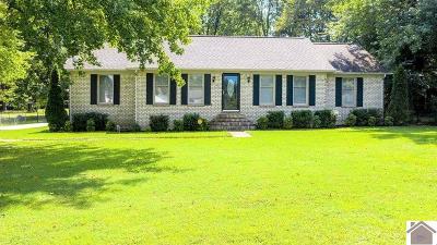 Paducah Single Family Home Contract Recd - See Rmrks: 3500 Oak Street