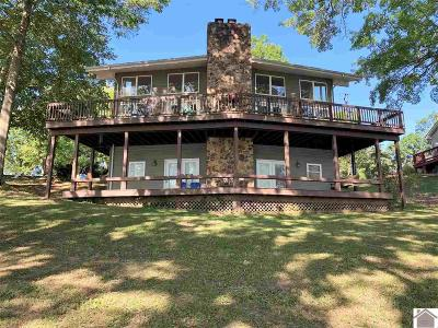 Lyon County, Trigg County Single Family Home For Sale: 271 Hampton Drive