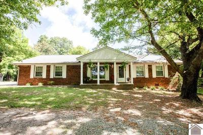 McCracken County Single Family Home For Sale: 12115 Woodville Road