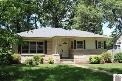 Paducah Single Family Home For Sale: 2709 Harrison Street