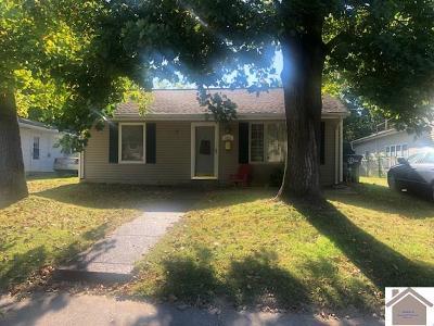 Paducah Single Family Home For Sale: 3225 Lorine Lane