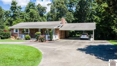 Paducah Single Family Home For Sale: 241 Anita Drive