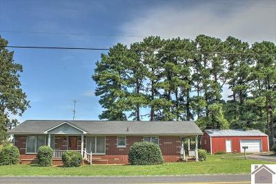 Calloway County, Marshall County Single Family Home Contract Recd - See Rmrks: 4608 N State Route