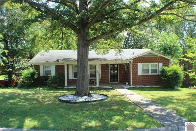 Graves County Single Family Home For Sale: 300 S 17th Street