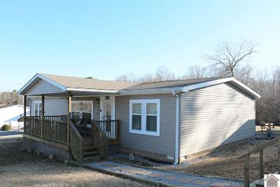 Cadiz Manufactured Home For Sale: 96 Hill Drive