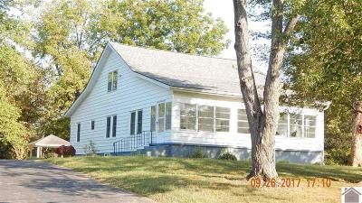 Paducah Single Family Home For Sale: 5270 Hendron Rd