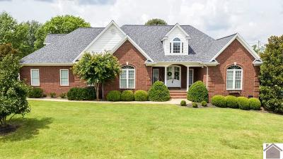 Paducah Single Family Home Contract Recd - See Rmrks: 3845 Alameda Drive