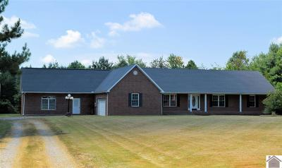 Paducah Single Family Home For Sale: 5819 Old Us Hwy 45