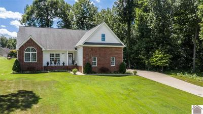 Paducah Single Family Home For Sale: 4036 Pecan Drive