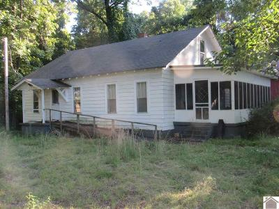 Paducah Single Family Home For Sale: 2000 North Friendship Road
