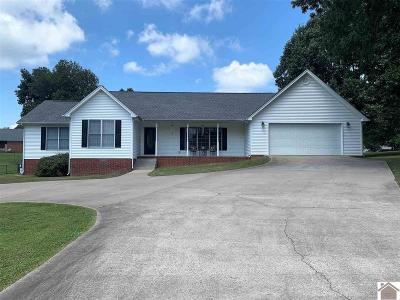 Paducah Single Family Home For Sale: 275 Stiles Road