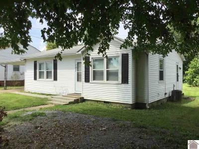 Mayfield Single Family Home For Sale: 107 Central Ave