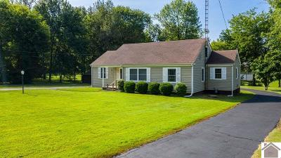 Paducah Single Family Home For Sale: 4750 Exall Lane