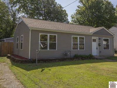 Paducah Single Family Home For Sale: 3236 Spring Street