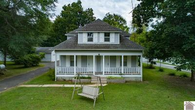Paducah Single Family Home For Sale: 4075 Oaks Road
