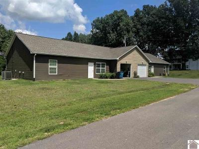 Paducah Multi Family Home For Sale: 5000, 5002, 5010, Hansen Road