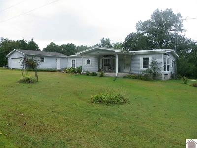 Manufactured Home For Sale: 1031 W Unity Church Road