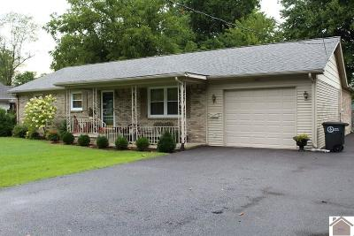 Paducah Single Family Home For Sale: 3431 Pines Road