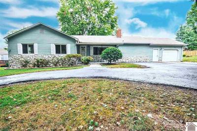 Single Family Home For Sale: 709 Elder Street