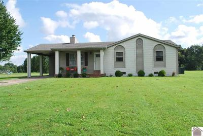 Mayfield Single Family Home Contract Recd - See Rmrks: 257 W Slaughter Road