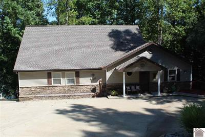 Eddyville Single Family Home For Sale: 670 Parkview Drive