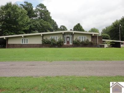 Mayfield Single Family Home For Sale: 200 Forest Circle