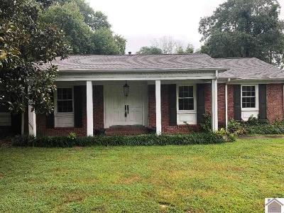 Murray Single Family Home Contract Recd - See Rmrks: 1205 Kirkwood Drive