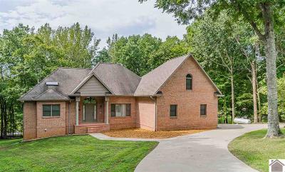 Cadiz, Grand Rivers, Trigg County, Eddyville, Kuttawa Single Family Home For Sale: 413 Holiday Way