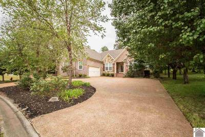 Paducah Single Family Home For Sale: 210 Spring Valley Drive