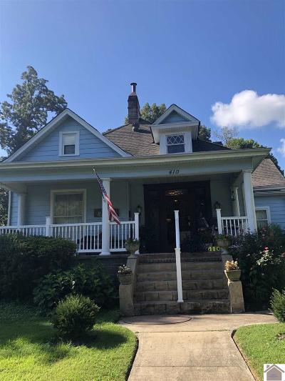 Mayfield Single Family Home For Sale: 410 Backusburg Road