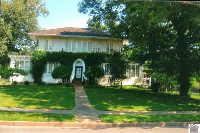 Paducah Single Family Home For Sale: 2513 Jefferson