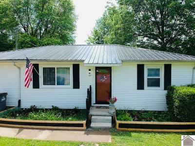 Eddyville Single Family Home For Sale: 109 Walnut Court