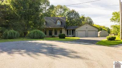 Benton Single Family Home Contract Recd - See Rmrks: 877 Warnick Rd.