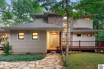 Cadiz, Trigg County, Eddyville, Kuttawa, Grand Rivers Single Family Home For Sale: 680 Periwinkle Hill Rd