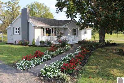 Murray Single Family Home For Sale: 684 Crossland Road
