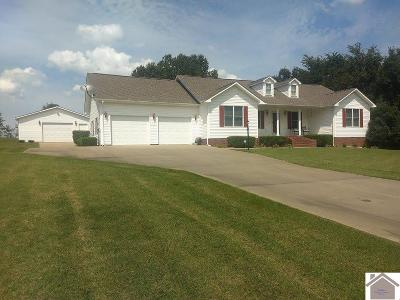Benton Single Family Home For Sale: 248 Shawn Drive