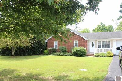 Hardin Single Family Home For Sale: 132 1st Street